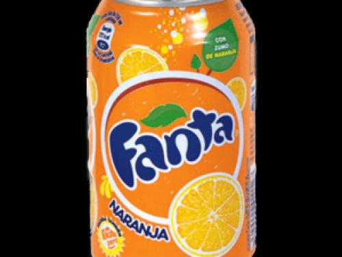 Fanta naranja (33cl)