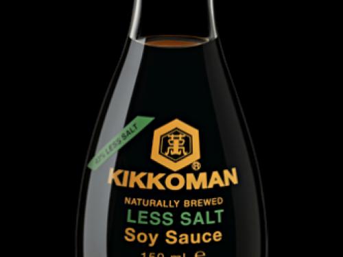 Soja Kikkoman -43% sal (150 ml)