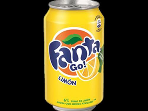 Fanta limón (33cl)
