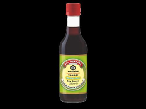 Soja Kikkoman sin gluten (250 ml)