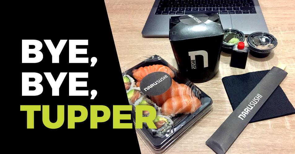 Tupper comida japonesa